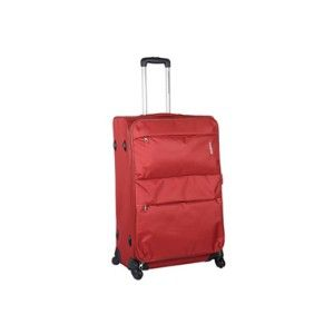American Tourister Velocity Spinner 55Cm Trolley Bag Red