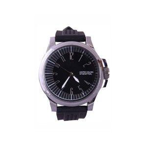 Benetton Black Numerical Watch