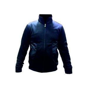 Benetton Bonded Fleece Jacket Black