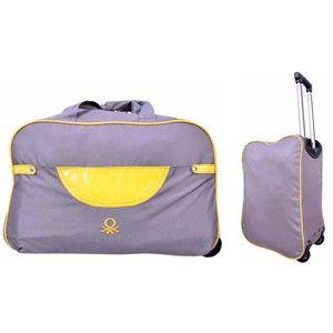 Benetton Duffle Strolley Bag