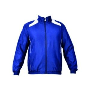 Benetton Micro With Mesh Lining Jackets Navy Blue