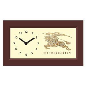 Burberry Pc-676 Table Clock