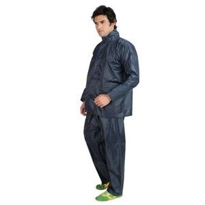 Duck Back Raincoat Suit (656) Gray