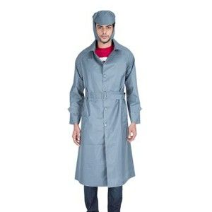 Duckback Taurus Coat Gray