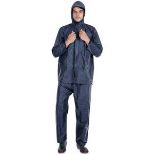 Duckback Diplomat Navy Blue Rain Suit