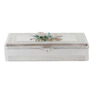 Ekaani Jewellery Box (With Flower) Rz 018