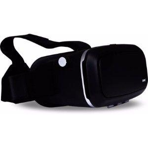 Enrg Virtual Reality Able Vision Plus Glassed-Black - Angle 85-95 Degree-Pmma Lenses-38Mm Lens Diameter -Fully Adjustable Vr Glasses - Vr Headset