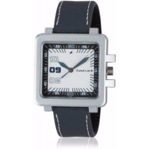 Fastrack Ng747Pl01C Essentials Analog Watch - For Men