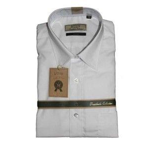 Arrow Formal Premium Cotton Shirt (White)