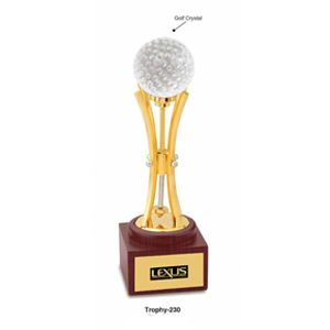 Digital Craft  Golf Trophy Btc 230