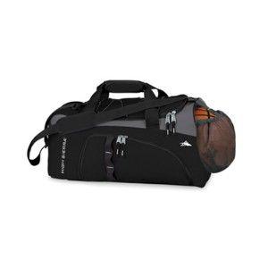 High Sierra Ballbusta24 V2 Duffle Bag Blk/Char