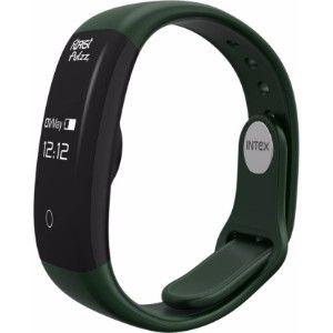 Intex Fitrist Pulzz  (Green)
