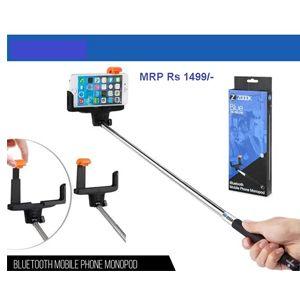 Portronics Bluetooth Mobile Monopod Selfie Stick