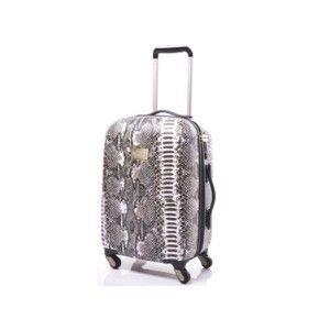 Samsonite Black Label Python Spinner 66Cm Grey/White Trolley Bag
