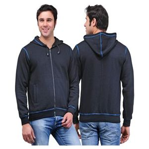 Scoot Sweat Shirt Navy Blue 300Gsm