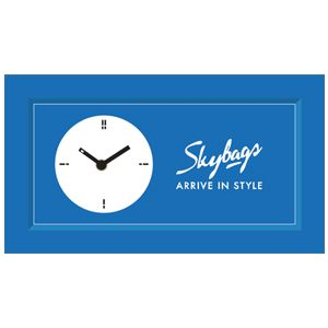 Skybags Pc-678 Table Clock