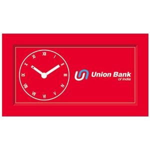 Union Bank Pc-677 Table Clock