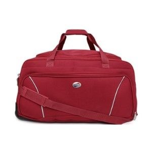 American Tourister Duffle Bagvision Wheel 57 - Red