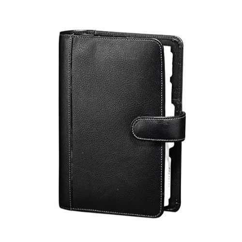 Executive Planner Leather-Black