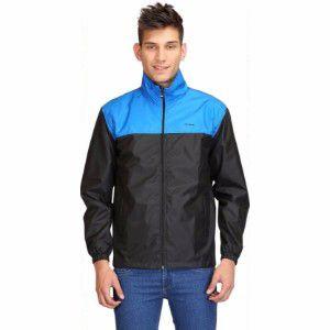 Good Quality Jacket Black & Blue