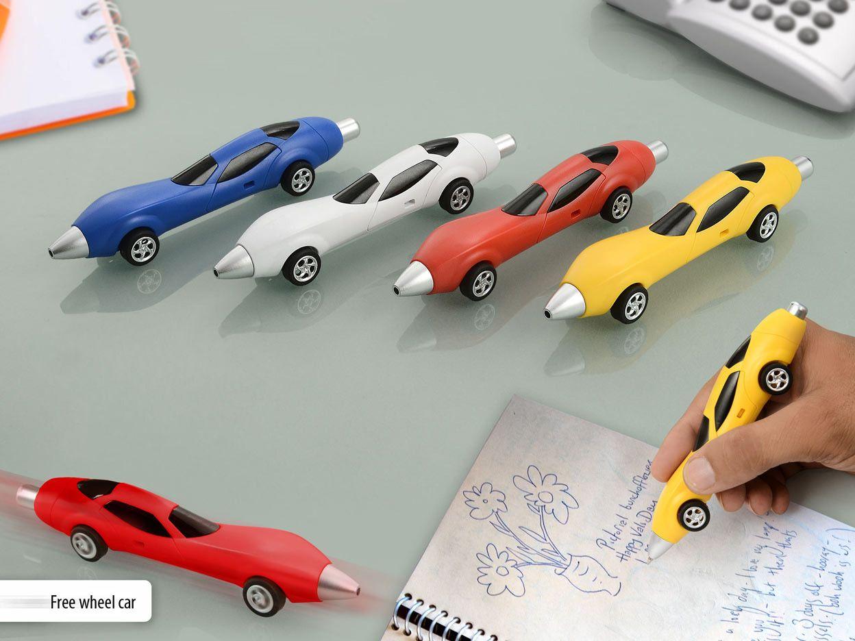 Power Plus Car Shape Pen L84