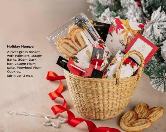 Smoor Holiday Hamper
