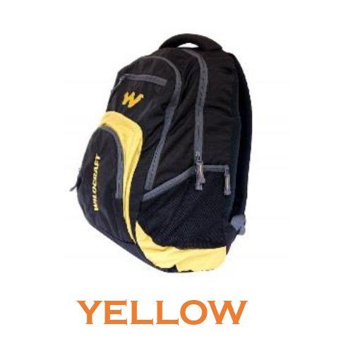 Wildcraft Hopper Laptop Backpack - Yellow
