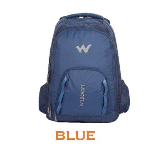 Wildcraft Imprint Laptop Backpack - Blue