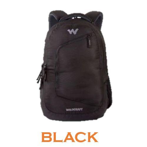 Wildcraft Maestro Laptop Backpack - Black
