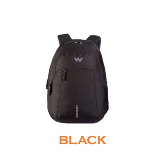 Wildcraft Pace Laptop Backpack - Black