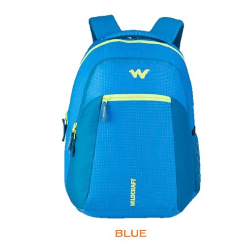 Wildcraft Pace Laptop Backpack - Blue