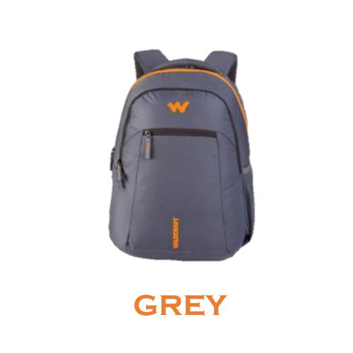 Wildcraft Pace Laptop Backpack - Grey