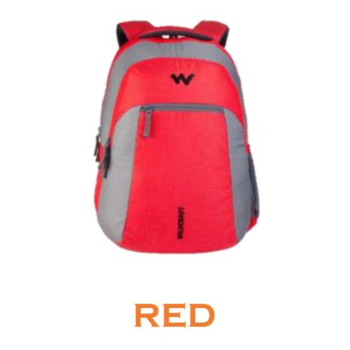 Wildcraft Pace Laptop Backpack - Red