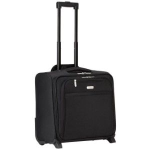 15.6  Rolling Laptop-Overnighter Case