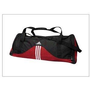 Adidas Bts Tbm Bag Red & Black 37828