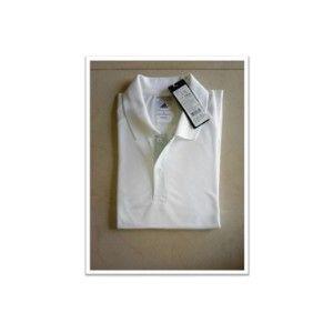 Adidas T-Shirt White With Gray  B30905