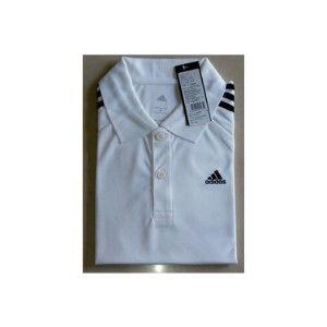 Adidas T-Shirt White With Black Stripe S20221