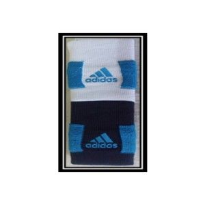 Adidas  Wristband White & Black  F78496