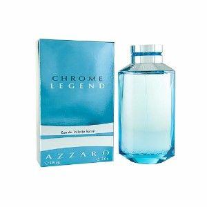 Azzaro Chrome Legend For Men, 125Ml