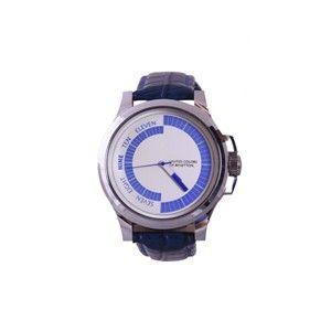 Benetton Blue Chunky Watch