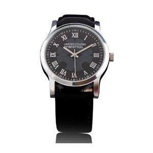 Benetton Wrist Black Dial Watch