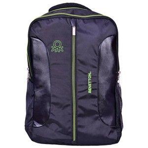 Benetton Backpack Black
