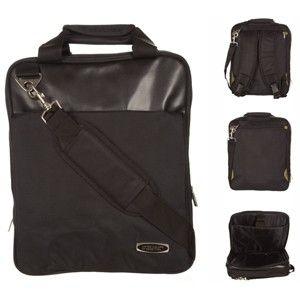 Benetton Unisex Laptop Bag Black