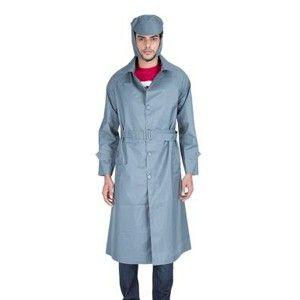 Duckback Taurus Coat Gray