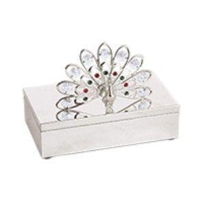 Ekaani Peacock Jewellery Box Ekn 707