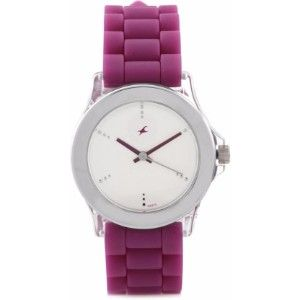 Fastrack Ng9827Pp06 Beach Analog Watch - For Women