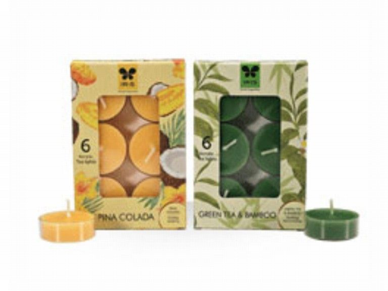 Aroma Candles Irac8002