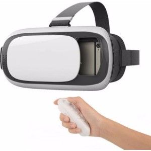 Mdi Vr Box 2Nd Generation Virtual Reality 3D Video Glasses  (Smart Glasses)