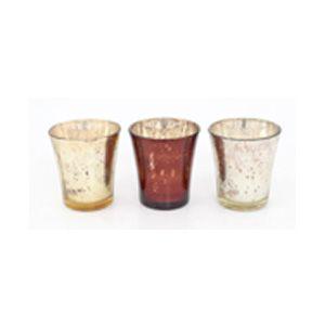 MERCURY GLASS CANDLE