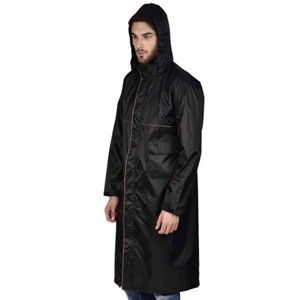 Rain Craft Coat Black